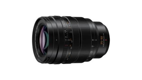 Panasonic Lumix présente un nouvel objectif zoom de précision ultra lumineux © DR