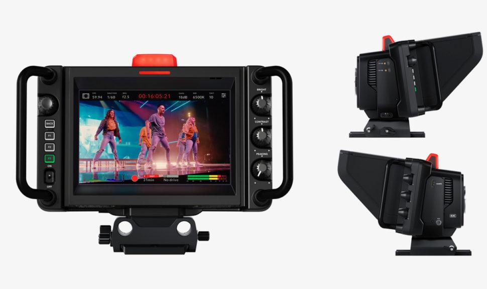 Blackmagic Design annonce la sortie des Blackmagic Studio Cameras © DR