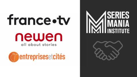 Series Mania Institute annonce 3 nouveaux partenaires… © DR