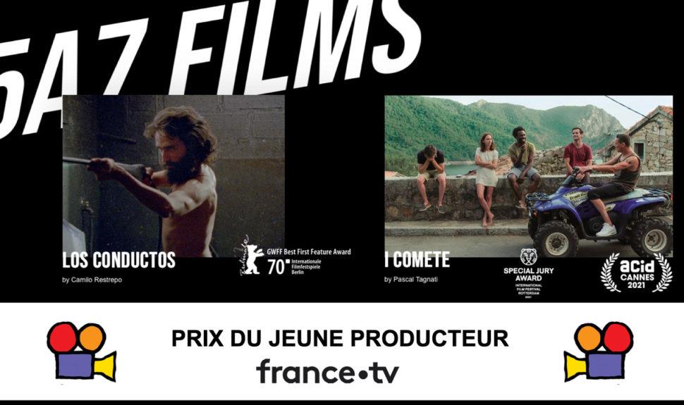Off Courts : découvrez le lauréat du 8e Prix France Télévision du Jeune Producteur © DR