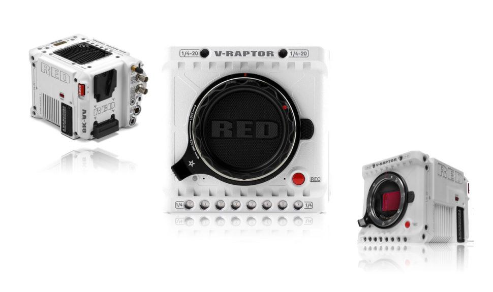La caméra V-RAPTOR, le nouveau fleuron signé RED © DR