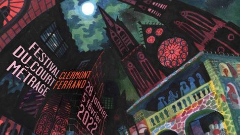 Clermont dévoile son affiche 2022, signée Brecht Evens © DR