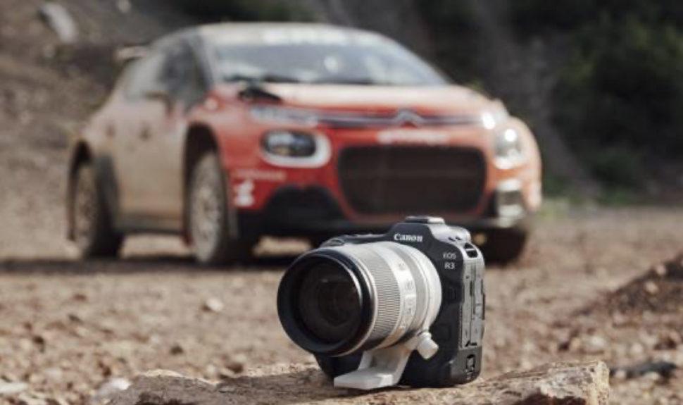 EOS R3, la nouvelle référence de la photo de sport © DR