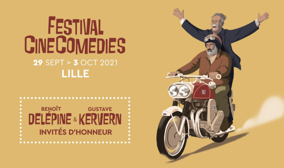 Le Festival CineComedies révèle les premiers temps forts de sa 4ème édition © DR