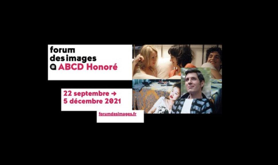 ABCD Honoré au Forum des images © DR